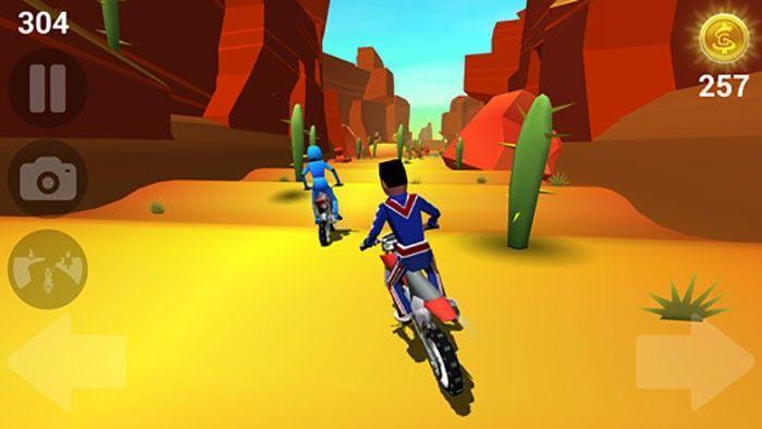 Faily Rider para Android y iOS