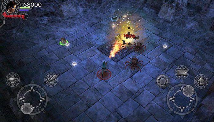 Lara Croft: Guardian of Light para Android