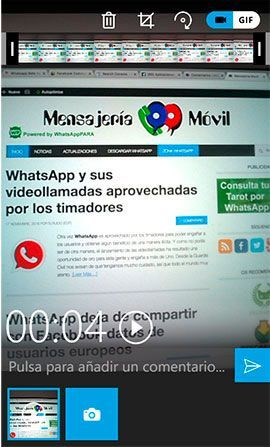 WhatsApp para Windows 10 Mobile