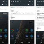 Las notificaciones de Android 7.0 Nougat ya disponibles en WhatsApp