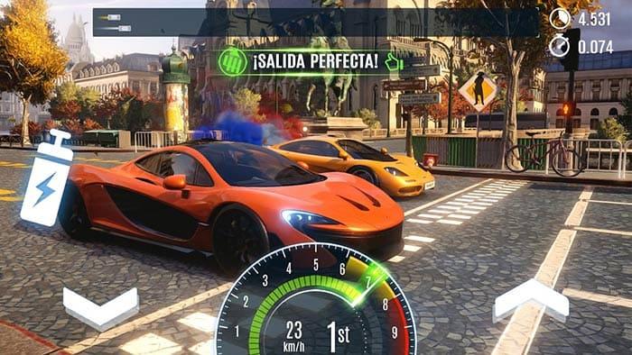 imagen Asphalt Street Storm Racing para Android