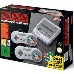 Nintendo presenta la consola SNES Classic Edition