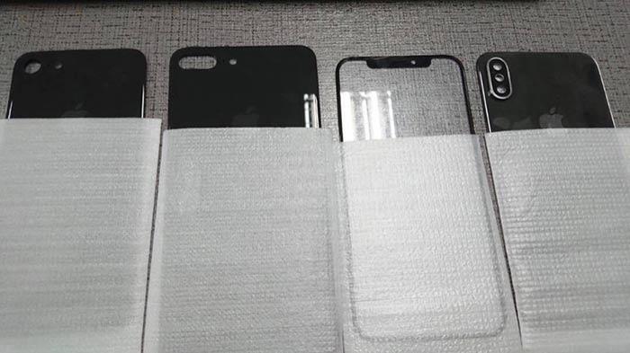 partes del iphone 8
