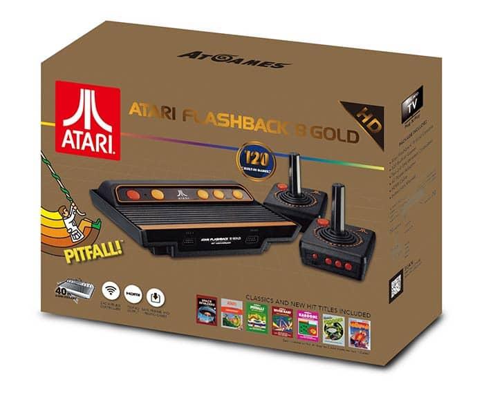 imagen Atari Flashback 8 Gold