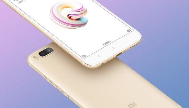 imagenes Xiaomi Mi 5X