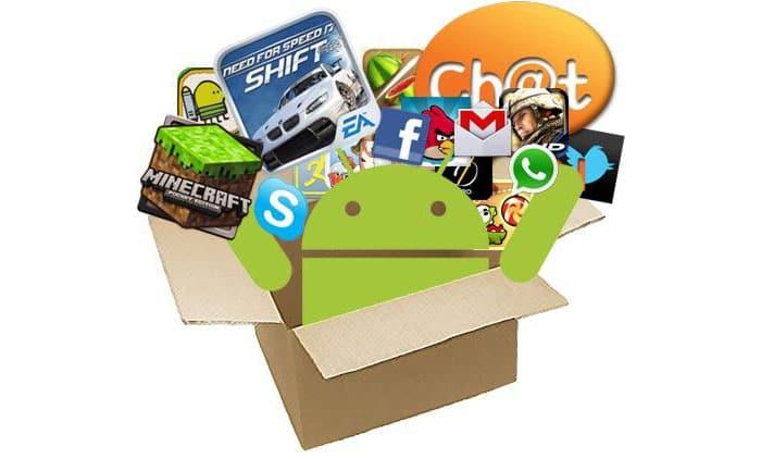 imagen aplicaciones juegos gratis android