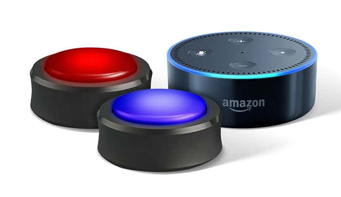 imagen Amazon Echo Button
