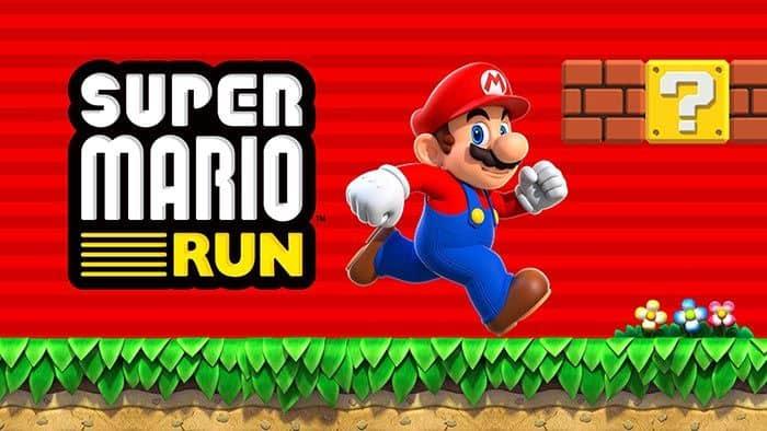 imagen Super Mario Run