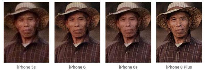 fotos iphone 8 plus