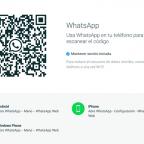 WhatsApp Web actualizado a la versión 0.2.7304 con novedades