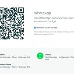 WhatsApp Web actualizado a la versión 0.2.7315
