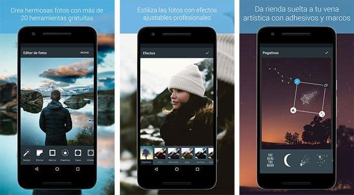 imagen Editor de Fotos para Android