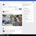 Facebook para Windows 10 recibe una importante actualización