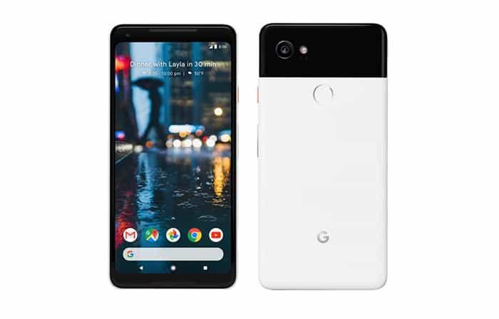 imagen google pixel 2 xl