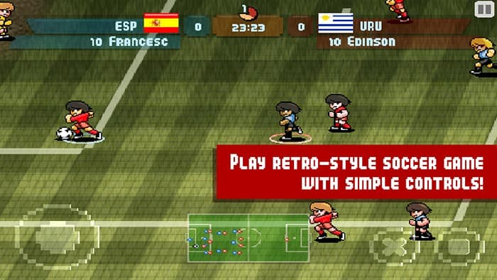 imagen Pixel Cup Soccer