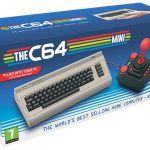 THEC64 MINI, la consola mini retro del Commodore 64