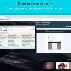 Daily permite videollamadas de 50 usuarios sin instalar nada