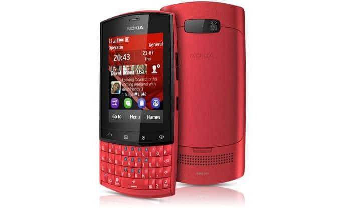 imagen Descargar WhatsApp para Nokia Asha 303