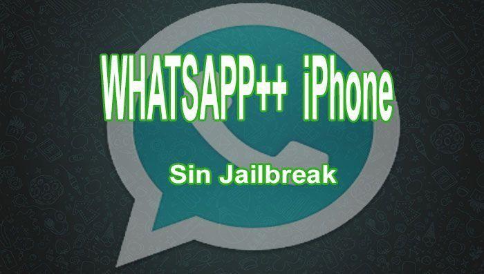 imagen Descargar WhatsApp PLUS para iPhone
