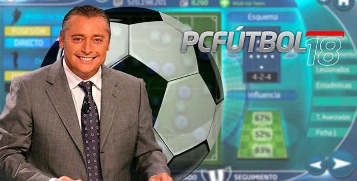 imagen PC Futbol 18