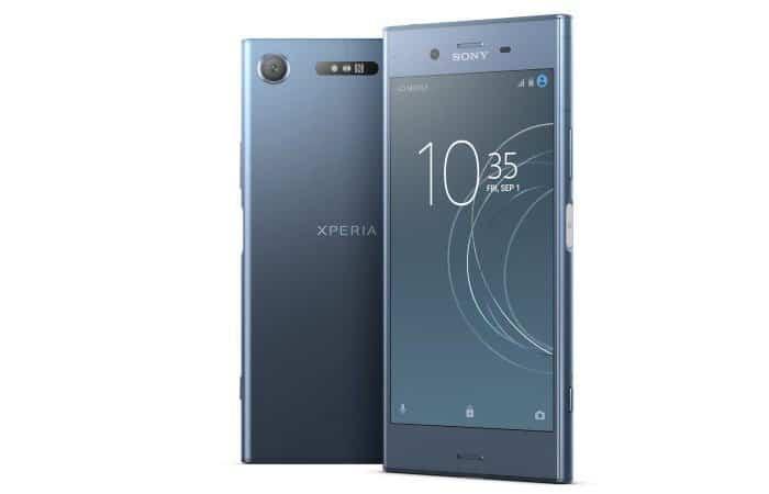imagen Sony Xperia XZ1