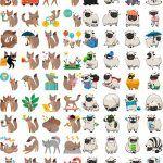 Los stickers a punto de llegar a WhatsApp para Android