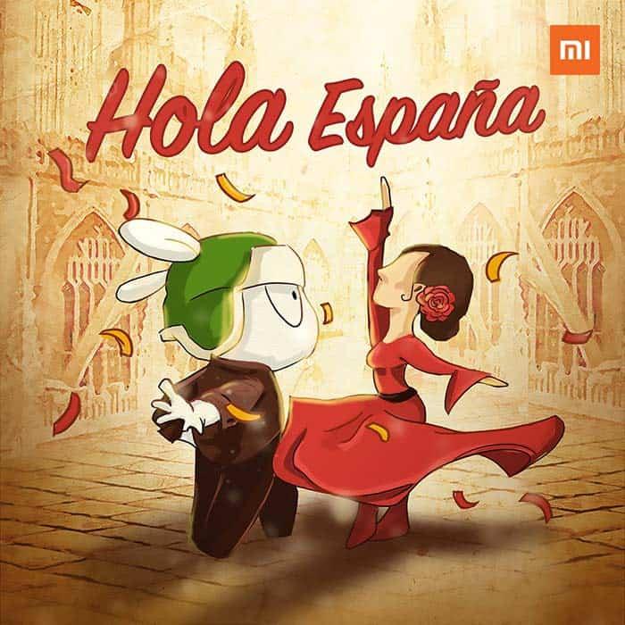 imagen Xiaomi Store en España
