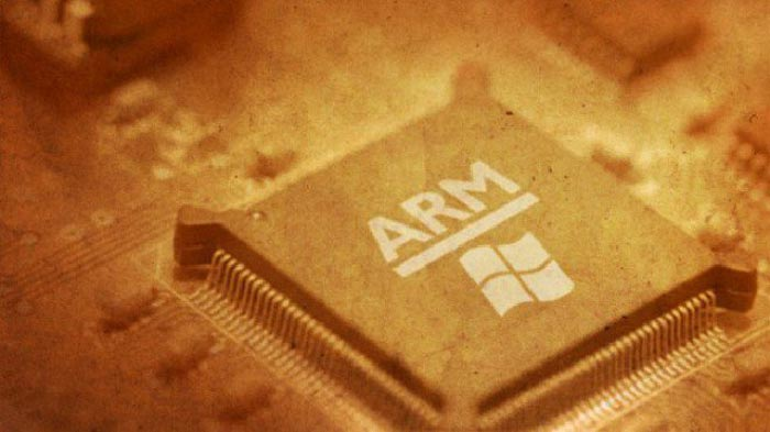 imagen Windows 10 en ARM