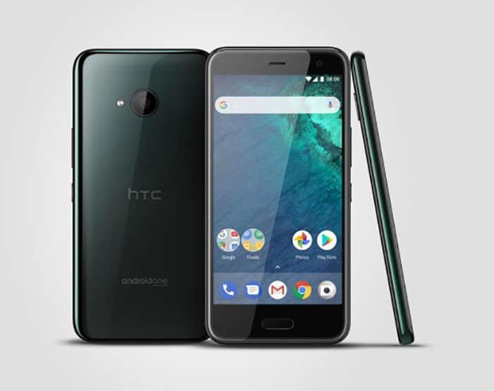 imagen HTC U11 Life negro