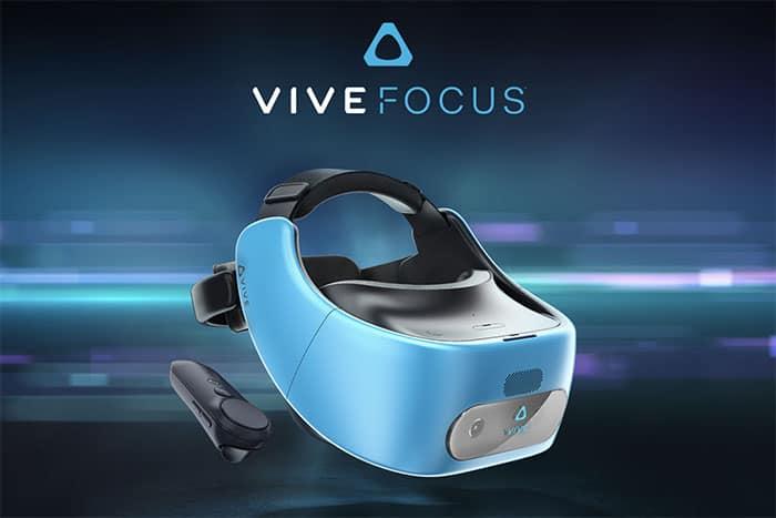 imagen HTC Vive Focus
