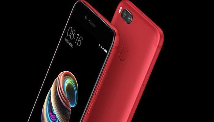 imagen Xiaomi Mi A1 Red Edition
