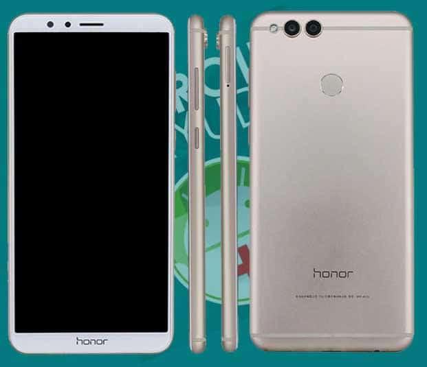 imagen Honor V10 Pro