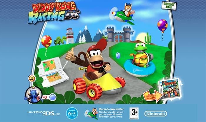 imagen mini juegos Nintendo