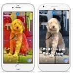 Llegan nuevos efectos, stickers faciales y subtítulos a las imágenes desde Skype para Android