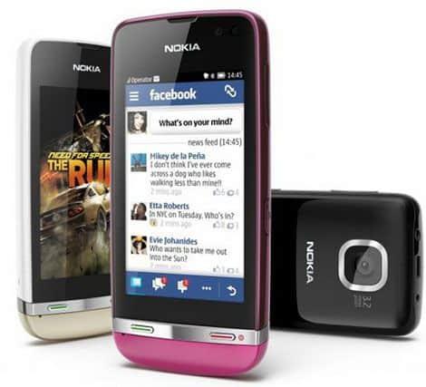 imagen WhatsApp para Nokia Asha