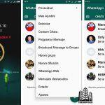 WhatsApp PLUS se actualiza a la nueva versión 6.10
