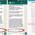 WhatsApp: Los mensajes eliminados se pueden volver a leer en el log de notificación