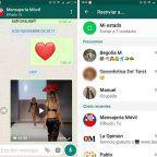 Envía grandes archivos desde WhatsApp sin gastar 1 solo mega