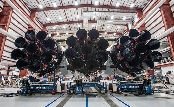 imagen Falcon Heavy
