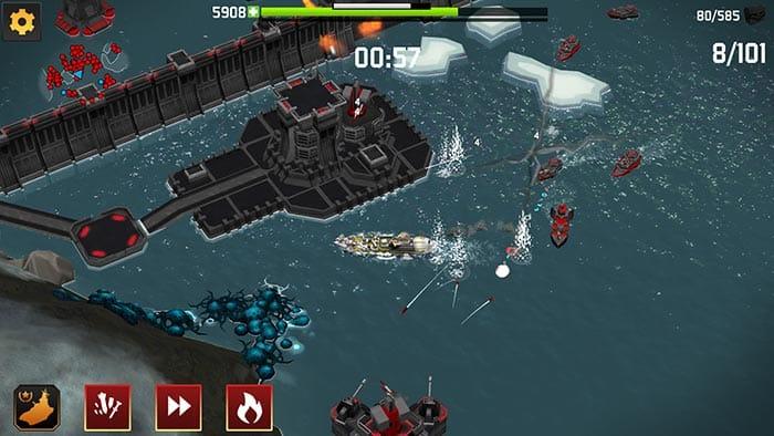 imagen Fortress: Destroyer