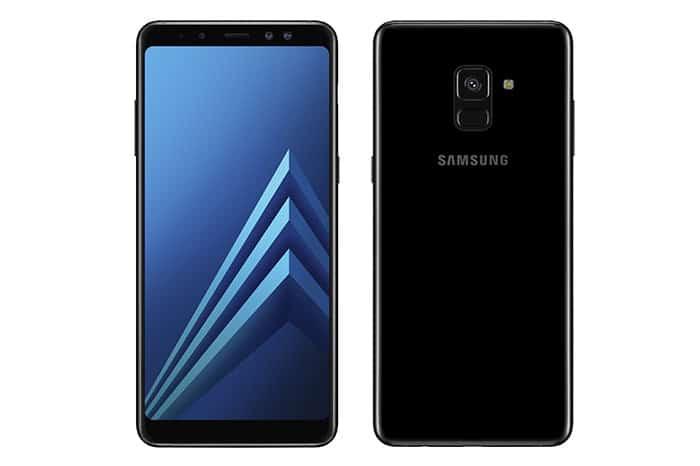 imagen Galaxy A8 (2018)