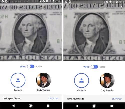 imagen Google Duo 25