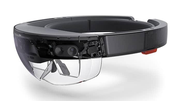 imagen HoloLens de Microsoft