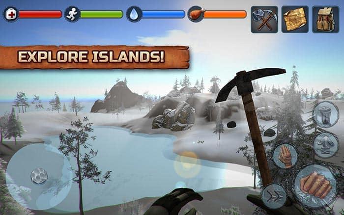 imagen Island Survival PRO