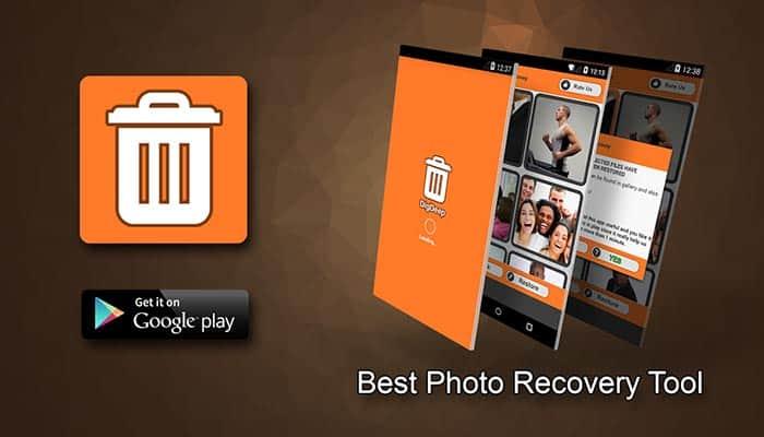 imagen recuperar fotos eliminadas Android