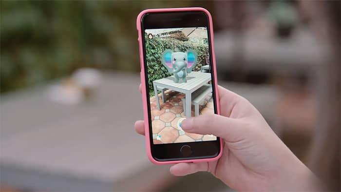 imagen Snapchat Lens Studio
