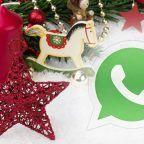 Felicita la Navidad con estos Estados de WhatsApp