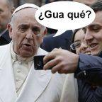 Ya puedes hablar con el Papa Francisco por WhatsApp