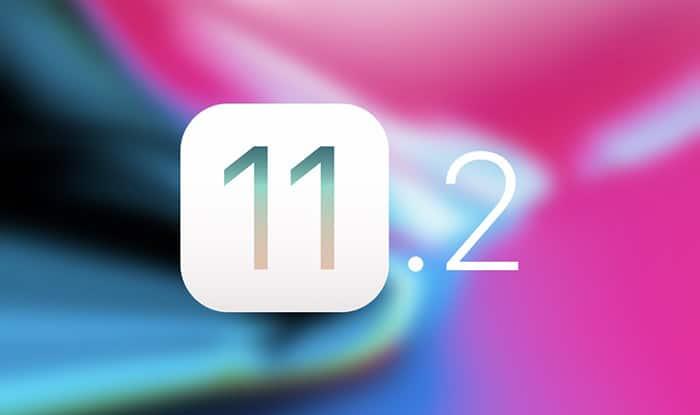 imagen iOS 11.2