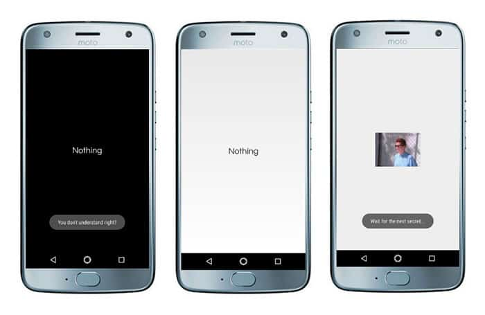 imagen Nothing para Android